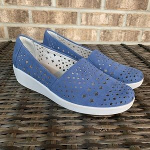 Easy Spirt Kimmie Casual Wedge Loafer 7.5